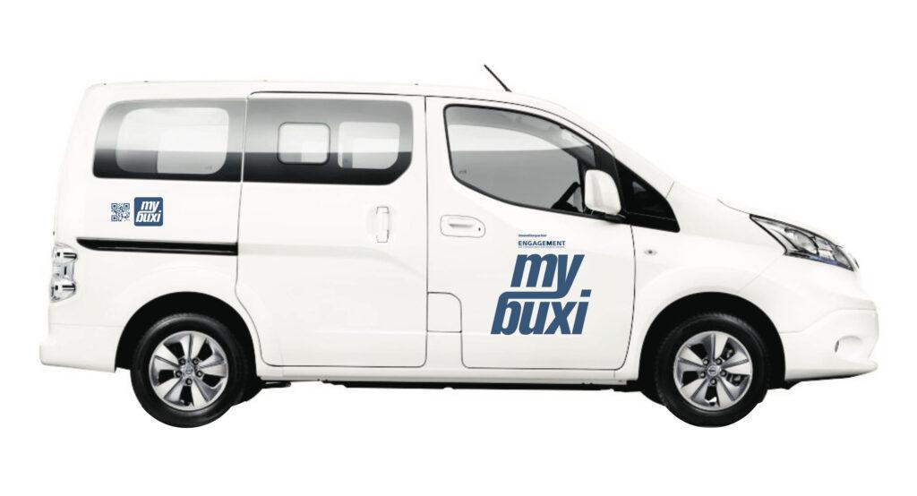 Elektrisches mybuxi-Fahrzeug