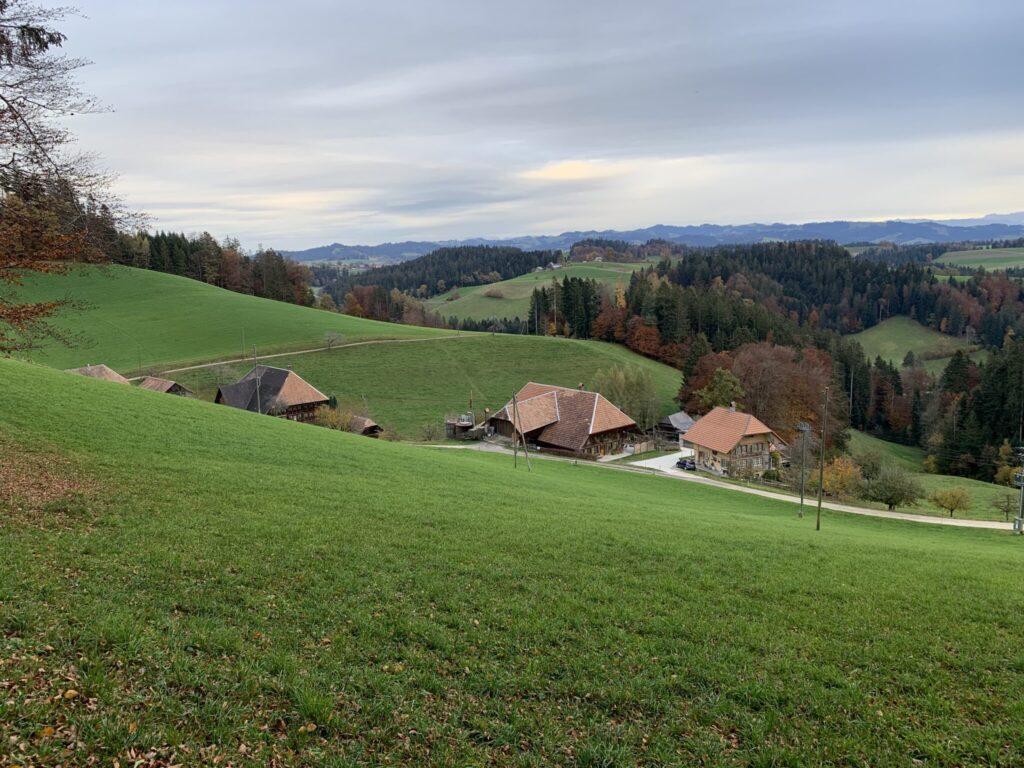 Wanderung 5 Heimiswil-Lueg-Schaukäsi